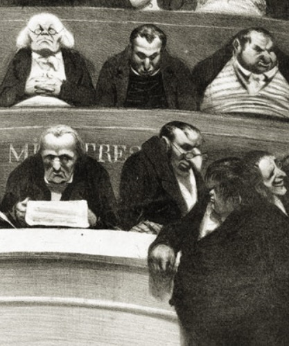 vote des lois